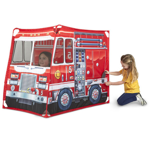 Fire Truck Playtent