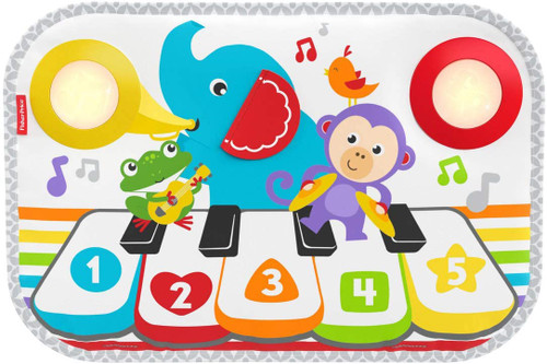 Fisher Price Smart Stages Kick & Play Piano