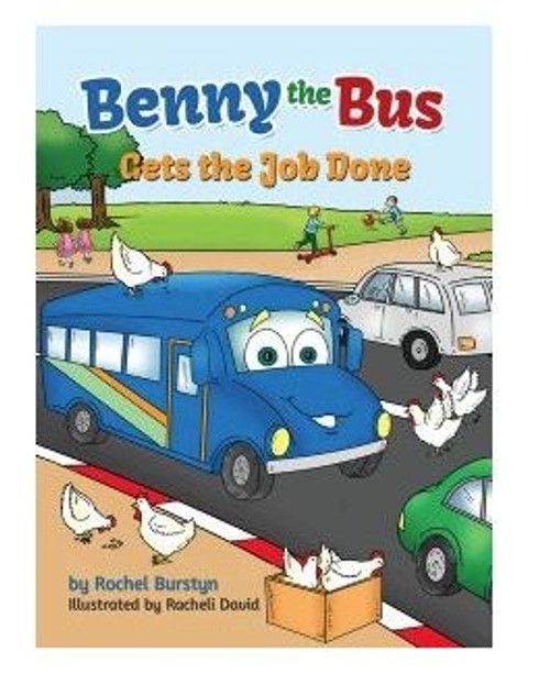 Benny The Bus Gets The Job Done