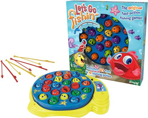 Large Fishing Game