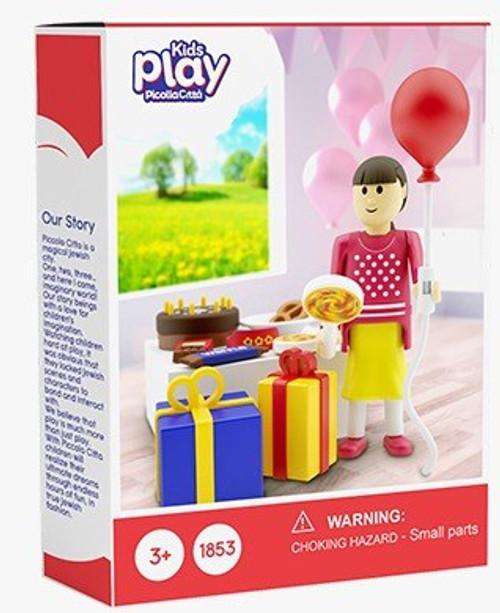 Kids Play Birthday Girl