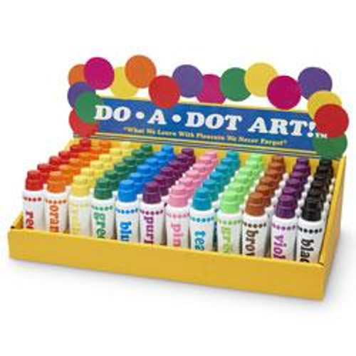 Do A Dot Single Color Markers