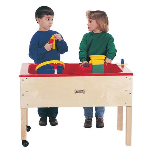 Jonti Craft Space Saver Sensory Table