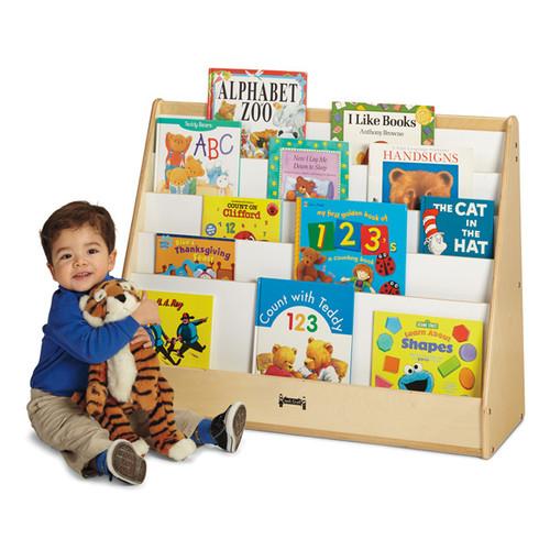 Jonti Craft Flushback Wide Pick-a-Book Stand