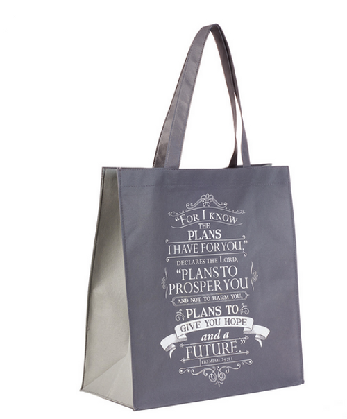 For I Know The Plans   Tote Bag