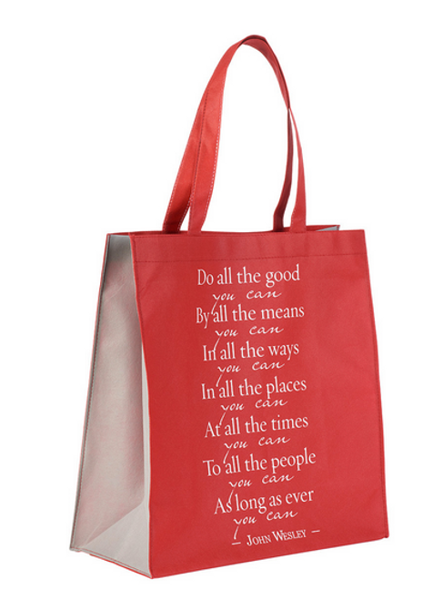Do All The Good You Can | Tote Bag