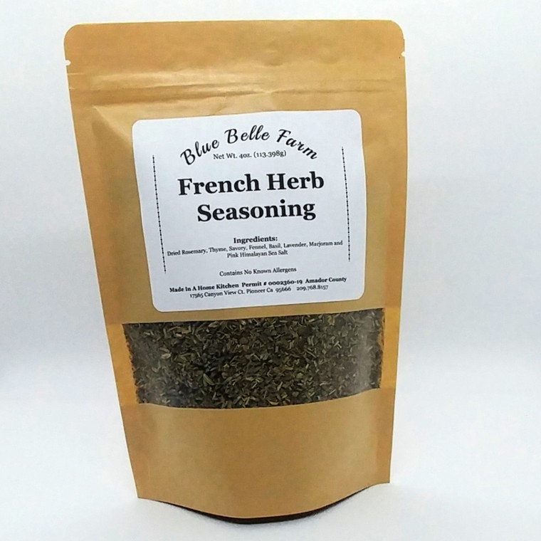 Dried Herbs in French Blend