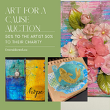Silent Auction - Peg Adkins Robinson Art