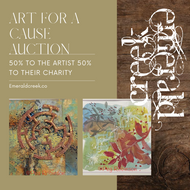 Artist and Charity Auction - Home Page for Emerald Creek