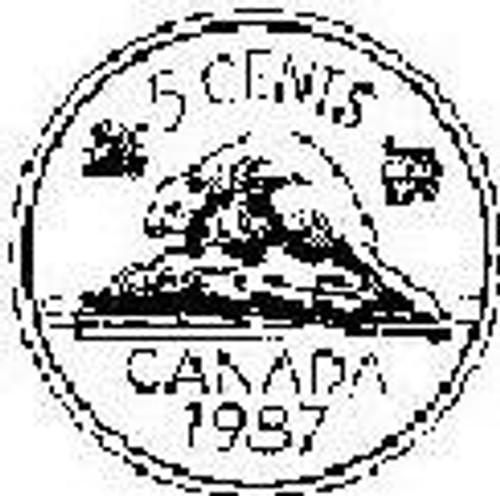 Emerald Creek Canadian Nickel - Cling Mount