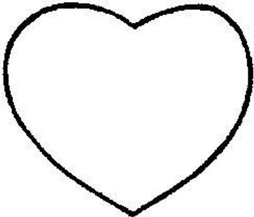 Emerald Creek Heart