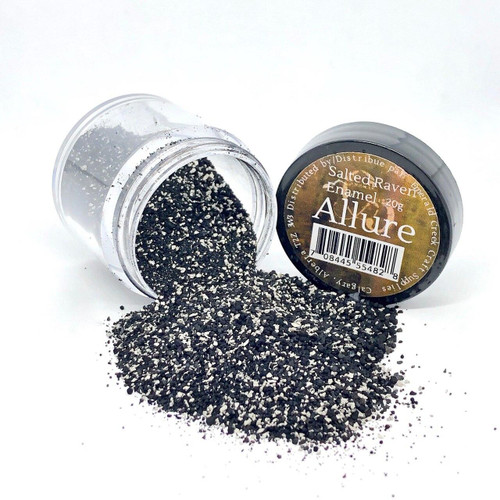 Salted Raven Embossing Powder