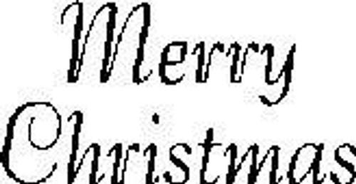 Emerald Creek Merry Christmas Script