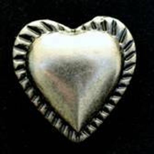 Heart Brads 12/pkg