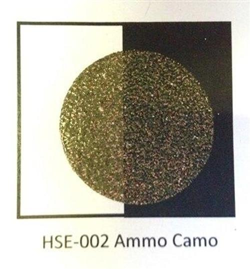 Ammo Camo Embossing Powder