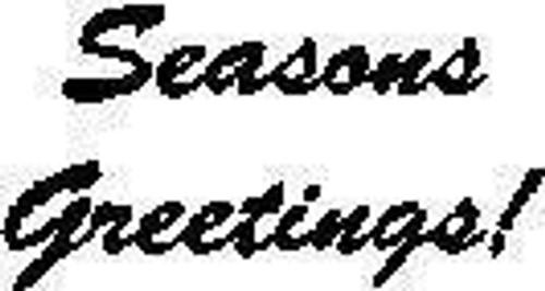 Emerald Creek Seasons Greetings