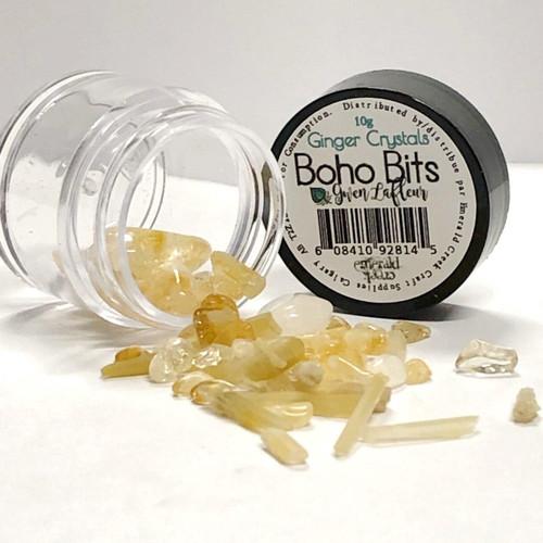 gwen lafleur Boho Bits - Ginger Crystals