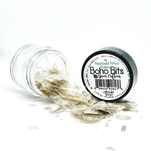 gwen lafleur Boho Bits - Pearlized Mica Flakes