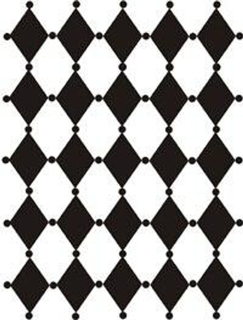 Quietfire Dotted Harlequin Background