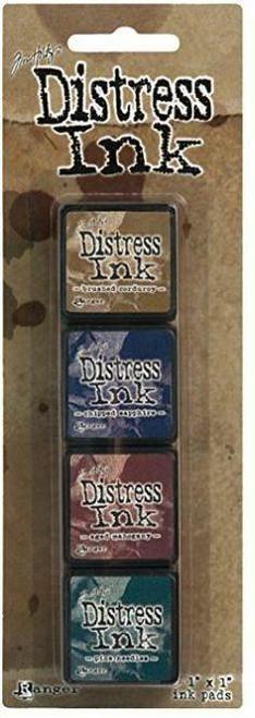 Ranger Tim Holtz Mini Distress Ink Kit #12