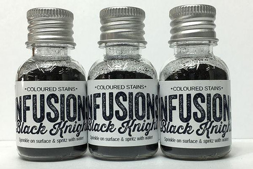 PaperArtsy - Infusions Dye Stain - Black Knight
