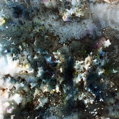 PaperArtsy - Infusions Dye Stain - Sleight Blue