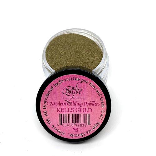 Quietfire Modern Gilding Powders - Kells Gold