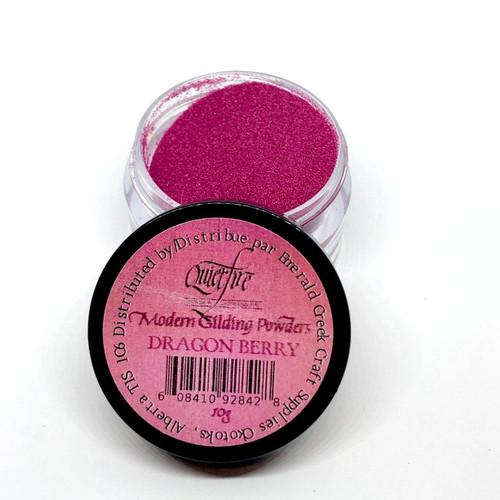 Quietfire Modern Gilding Powders - Dragon Berry