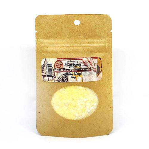Pam Bray Designs Rock Candy - Lemon Drop