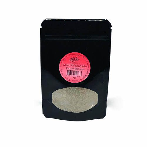 Quietfire Modern Gilding Powders - Forever Platinum