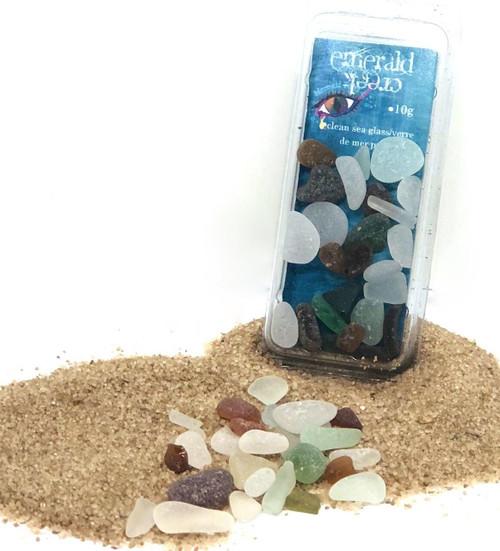 mermaid tears Sea Glass Mixed
