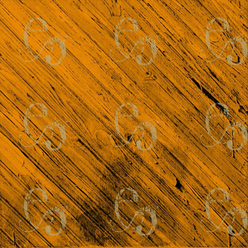 Pam Bray Designs Burnt Orange Barnwood Digital Downloads by Pam Bray