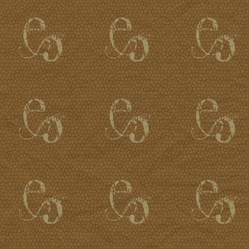 Pam Bray Designs Brown Crinkle Abstract Paper - Pam Bray 2020