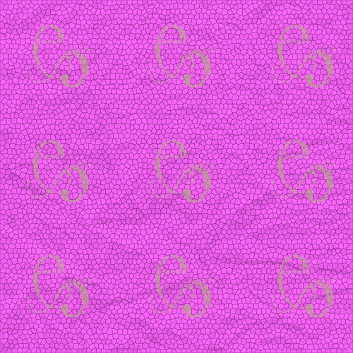 Pam Bray Designs Fuscia Crinkle Abstract Paper - Pam Bray 2020