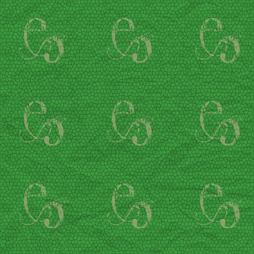 Pam Bray Designs Green Crinkle Abstract Paper - Pam Bray 2020