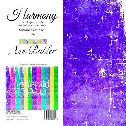 Ann Butler Designs Harmony - Summer Grunge by Ann Butler