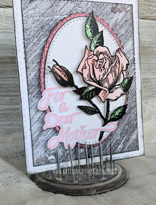 Mother's Day Card with Katelyn Grosart