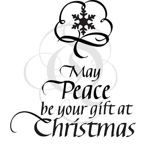 Quietfire May Peace be Your Gift