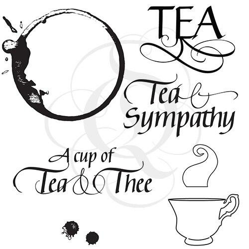 Quietfire Tea - Set of 7