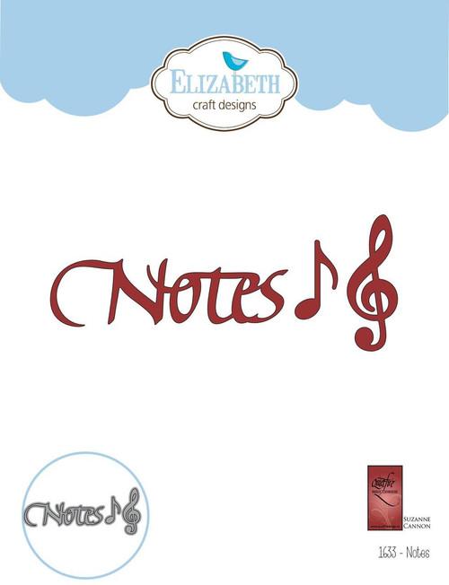 Quietfire Notes - Thinlit Die