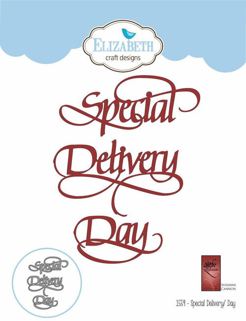 Quietfire Special Delivery / Day - Thinlit Die