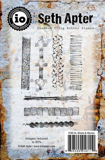 Sticks & Stones - Seth Apter