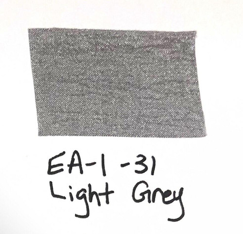 Pam Bray Designs Pams Picks - 1 Wrinkled Faux Silk Ribbon - Light Grey