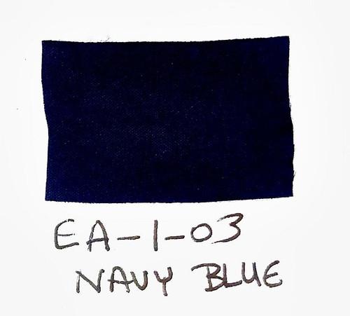 Pam Bray Designs Pams Picks - 1 Wrinkled Faux Silk Ribbon - Navy Blue