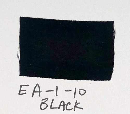 Pam Bray Designs Pams Picks - 1 Wrinkled Faux Silk Ribbon - Black