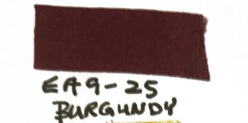 Pam Bray Designs Pams Picks - 1/2 Faux Silk Ribbon - Burgundy