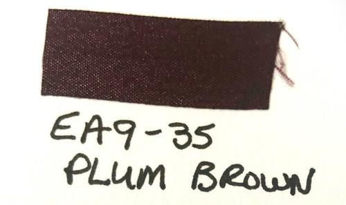 Pam Bray Designs Pams Picks - 1/2 Faux Silk Ribbon - Plum Brown