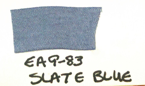 Pam Bray Designs Pams Picks - 1/2 Faux Silk Ribbon - Slate Blue