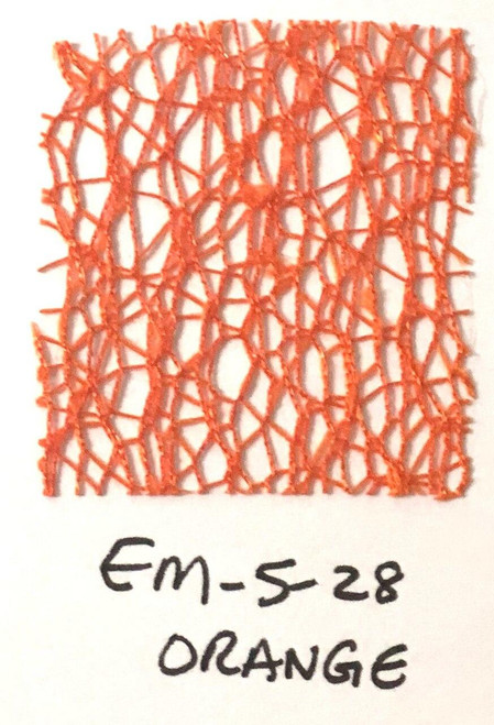 Pam Bray Designs Pams Picks - 1 1/2 Net Web Ribbon - Orange