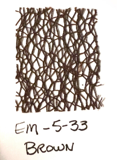 Pam Bray Designs Pams Picks - 1 1/2 Net Web Ribbon - Brown